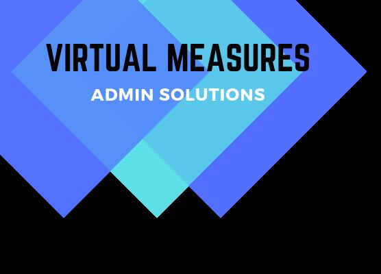 Virtual Measures Logo